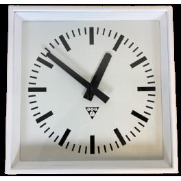 Industriální hodiny PRAGOTRON 34 cm