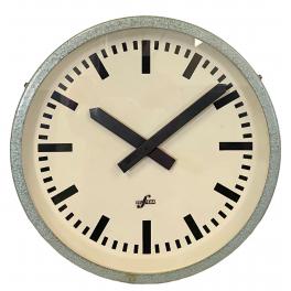 Industriální hodiny SIEMENS 34 cm