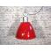 Industriální smaltovaná lampa